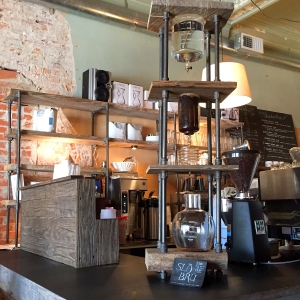 Harvest Coffee Bar, Bryan, Texas