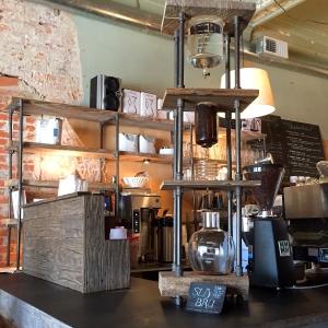 Harvest Coffee Bar, Bryan, Texas