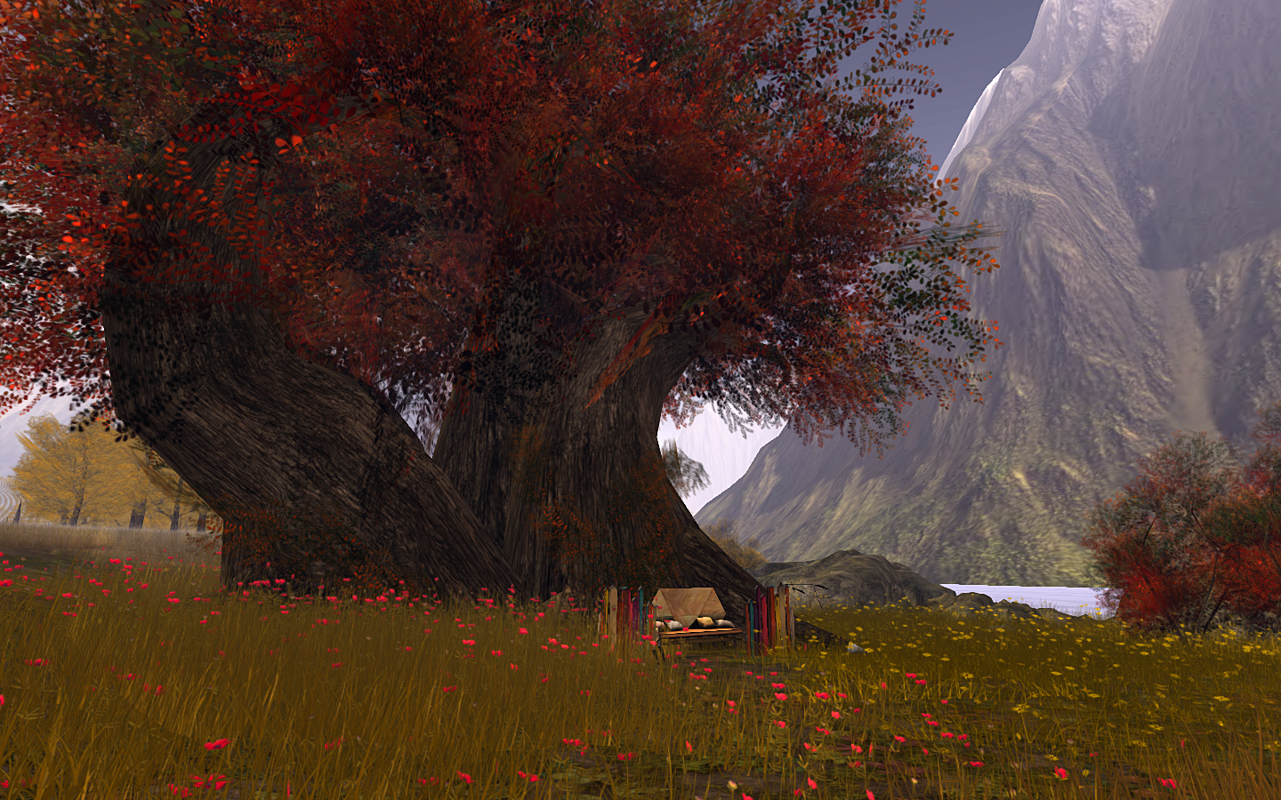 The Titan, a tree by by Alirianna — in the embercolor
