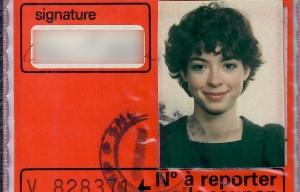 Ann Paris Carte Orange