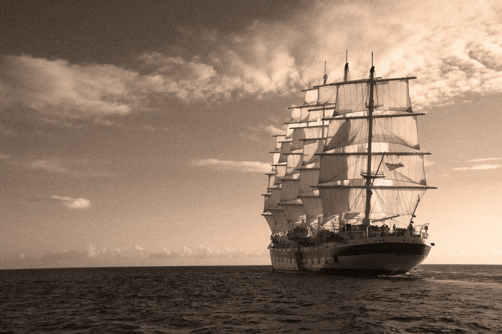 Royal Clipper Ann Fisher