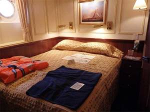 Category 3 cabin on Royal Clipper