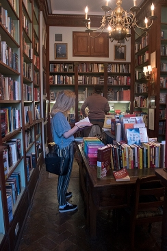 Faulkner House Bookstore, New Orleans.