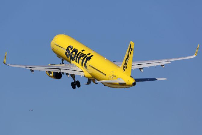 Spirit Airlines Airbus A321