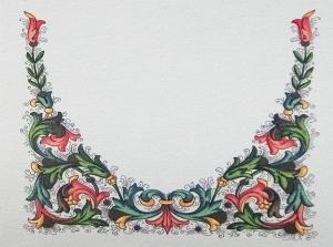 Florentine paper narrow