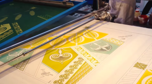 How Hermes Silk Scarves are Made