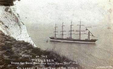 Wreck of the Preussen