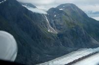 Rainbow Glacier. Photograph, Ann Fisher.
