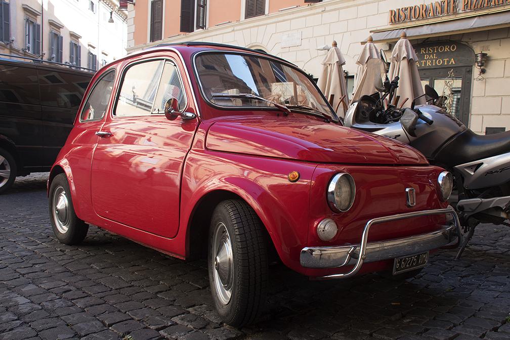Classic Fiat Rome