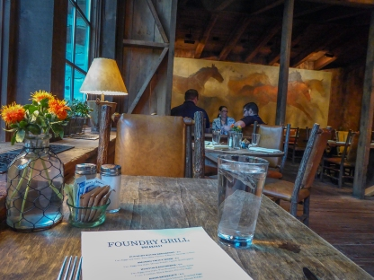 The Foundry Grill, Sundance Mountain Resort