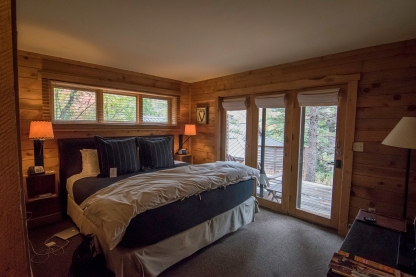 Standard room at Sundance Mountain Resort
