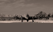 Texas Raiders B-17 Flying Fortress
