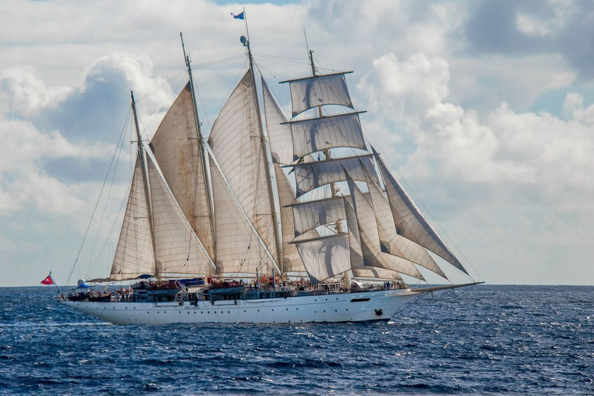 Star Clippers Tall Ship