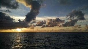 Star Flyer Sunrise-Sunset Series 10. Photograph, Bill Palmer.