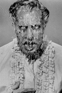 Vincent Price in The House of Wax.
