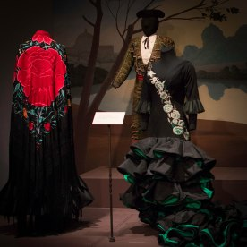 FLAMENCO! A Special Exhibit at the International Museum of Folk Art. Photograph, Ann Fisher.