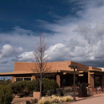 Museum Hill Cafe, Santa Fe
