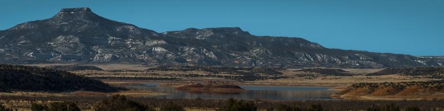 Cerro Pedernal Abiqui New Mexico