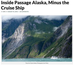 Screenshot from Inside Passage Alaska, Minus the Cruise Ship