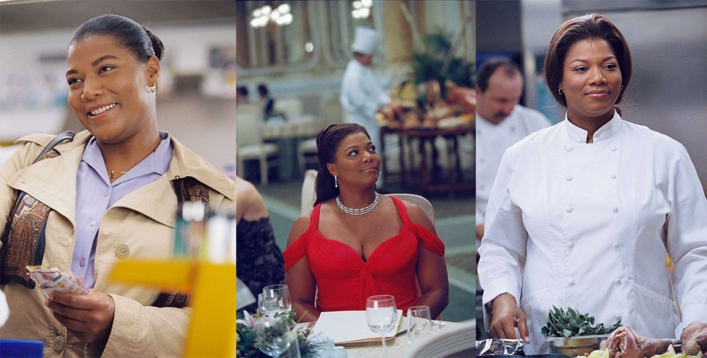 Queen Latifah plays Georgia Byrd in the 2006 re-make of Last Holiday.