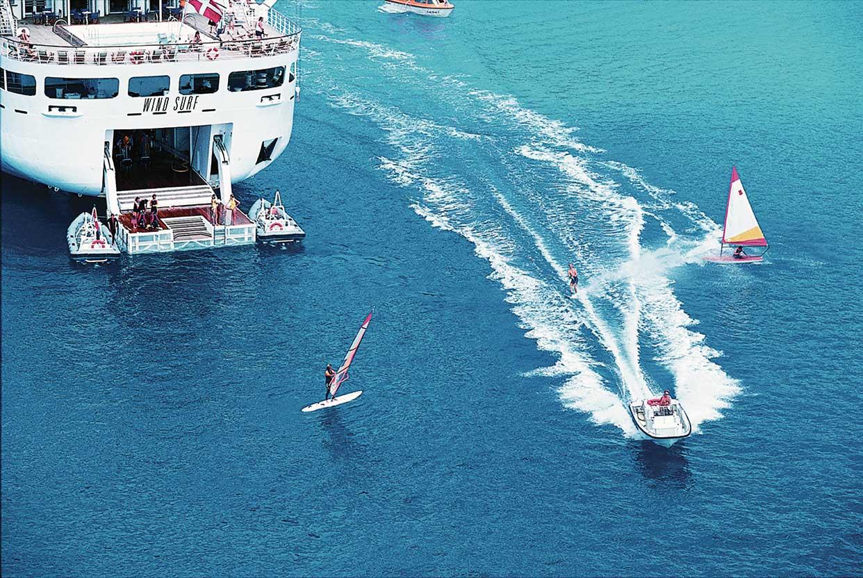 A Wind Surf Cruise Yachtsman S Caribbean Ann Cavitt Fisher