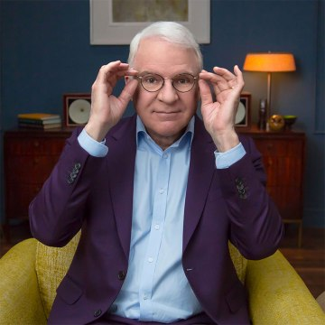 Steve Martin in his Masterclass