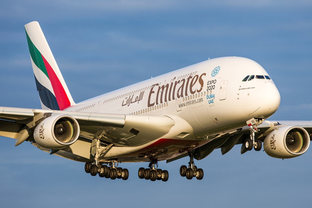 Review: Flying Emirates Business Class through Dubai to Africa