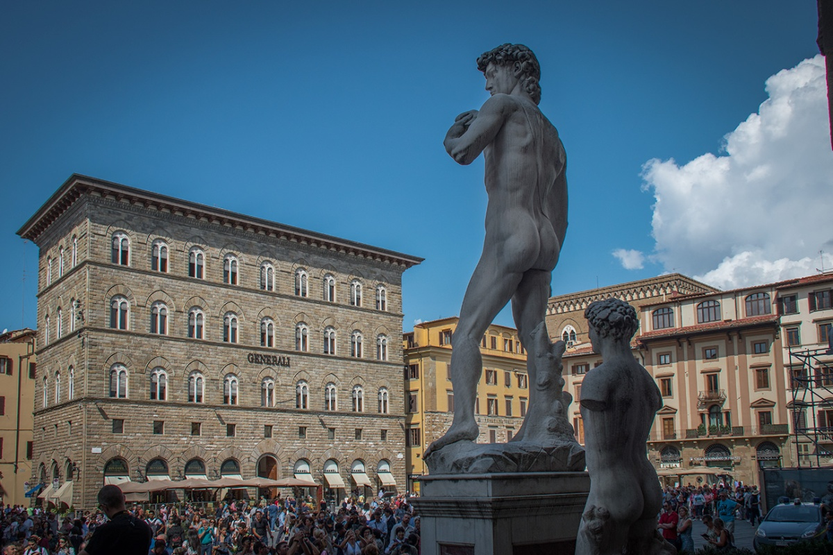Walking Tour of Florence with a Visit to the David