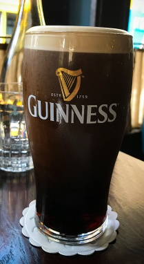 a pint of the black stuff, Guinness Stout