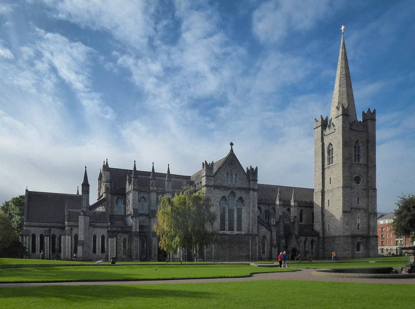 St. Patrick's Cathedral Dublin Ireland
