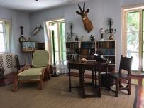 Hemingway's Writing Studio in Key West