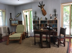 Hemingway's Writing Studio in Key West