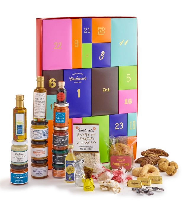 Carlucci's Limited Edition Advent Calendar for £75