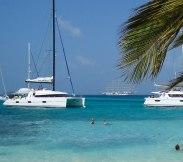 Royal Clipper Tobago Cays