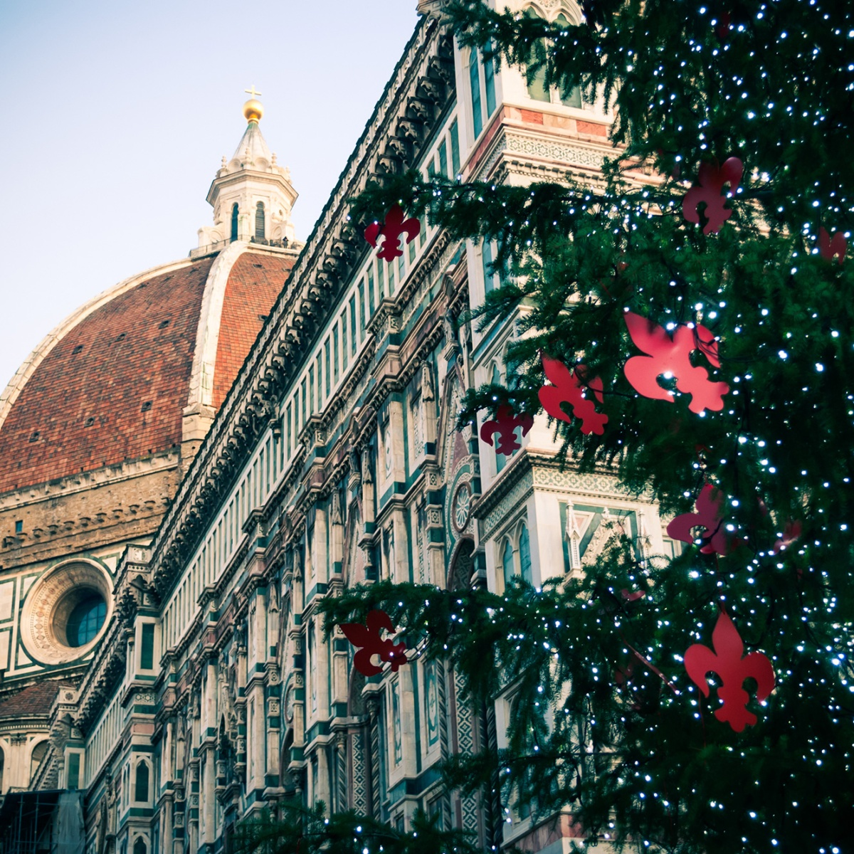 Christmas in Florence!