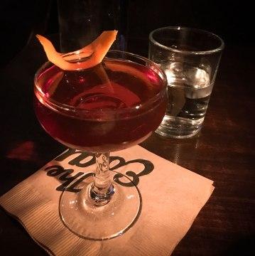 Esquire Tavern's Wonderlust King cocktail