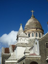 Sacre Coeur in Martinique