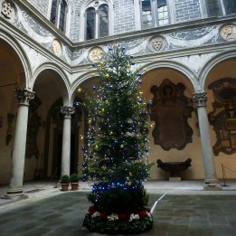 Christmas at the Medici Palace