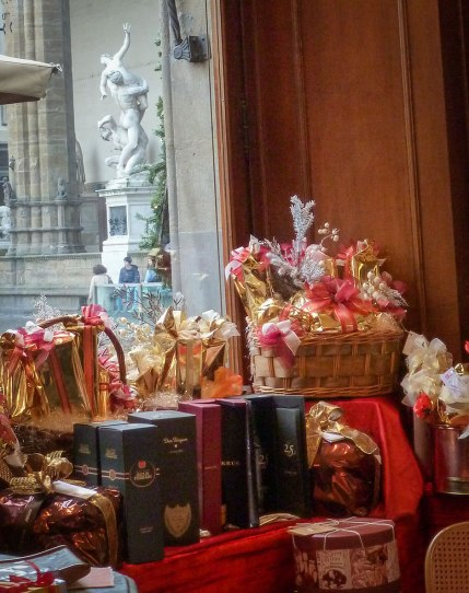 Rivoire Christmas baskets