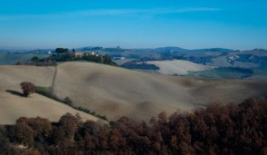 Tuscany in the winter