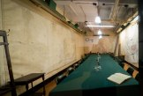 Chief of Staffs room in the Churchill War Rooms in London