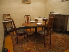 The Churchill Dining Room in the War Rooms