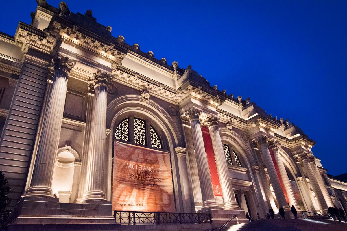 A Night at the Met: an After Hours Visit with Michelangelo