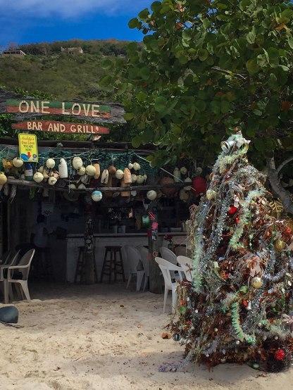 One Love Bar and Grill Jost Van Dyke