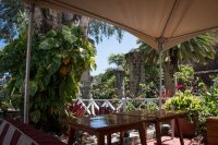 Pillars restaurant Antigua
